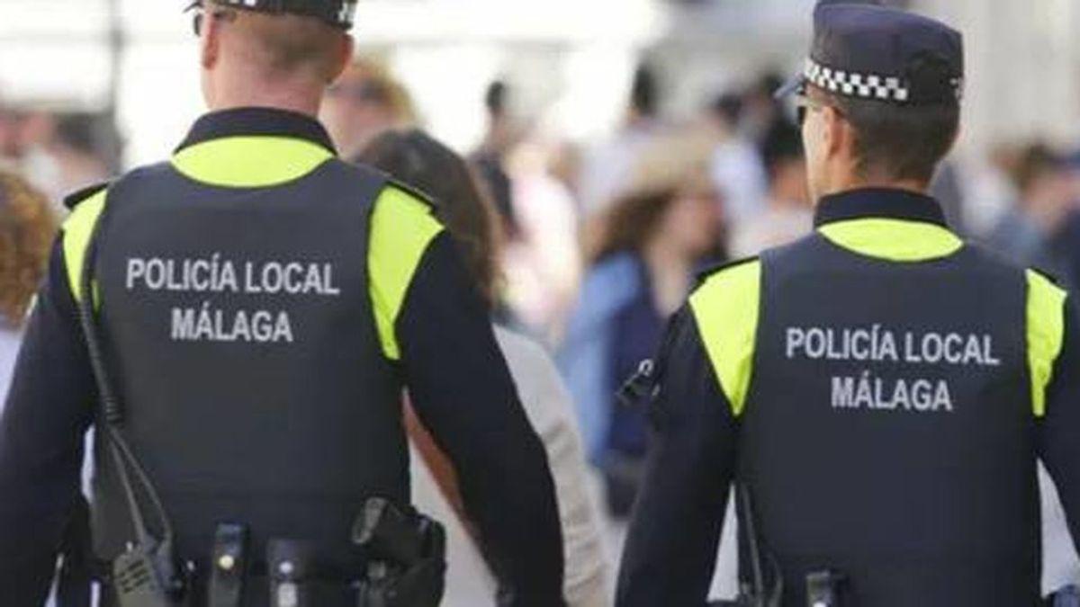 """""""¡Es la policía, callaros!"""": detenido por celebrar una fiesta en su casa y agredir a un agente en Málaga"""