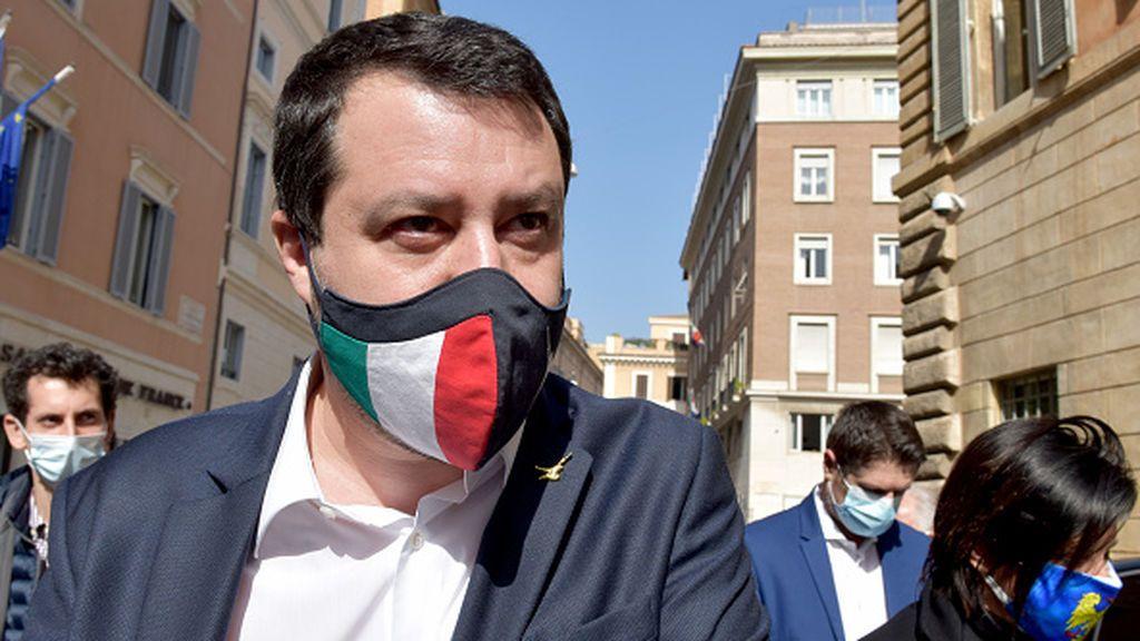Salvini, en el Gobierno y en la oposición