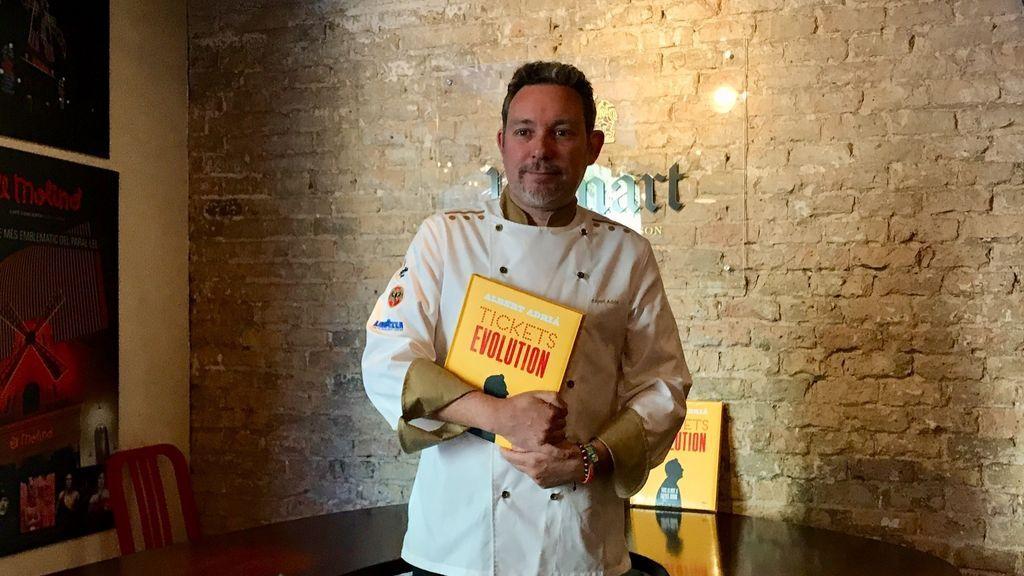 Albert Adrià cierra sus restaurantes de Barcelona