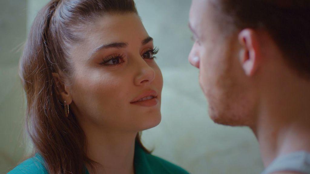 Eda y Serkan se reconcilian