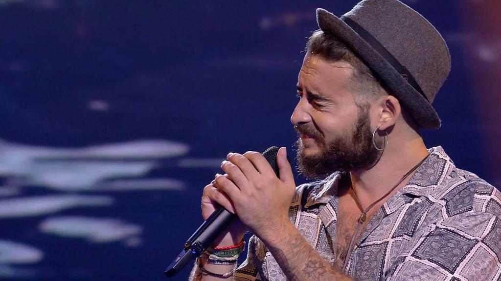 La actuación de Adán Borges en la semifinal de 'Got Talent 2021'
