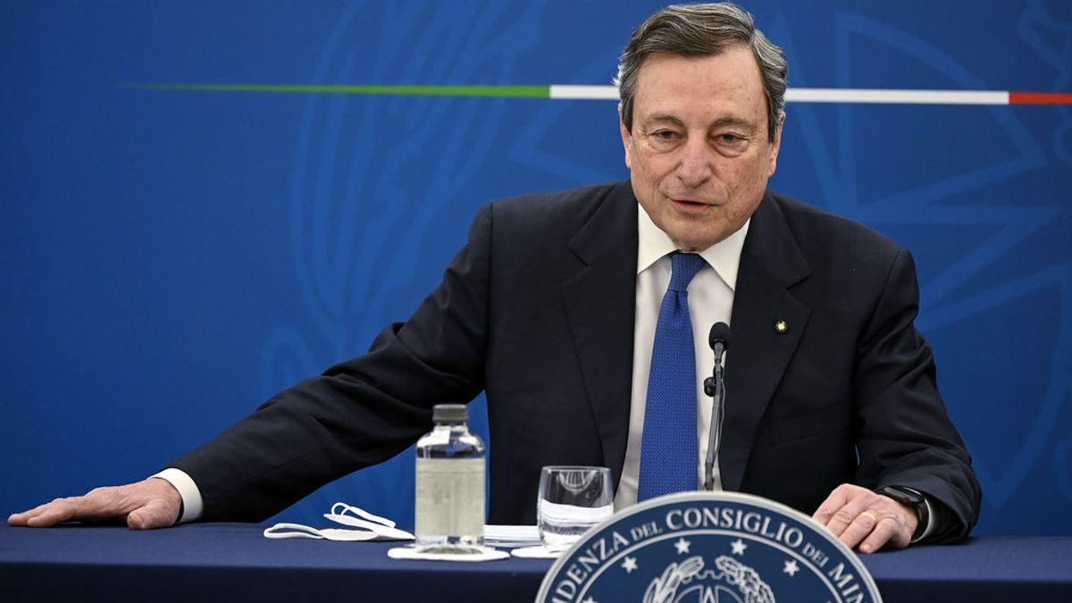"""Turquía convoca el embajador italiano después de que Draghi llamara """"dictador"""" a Erdogan"""