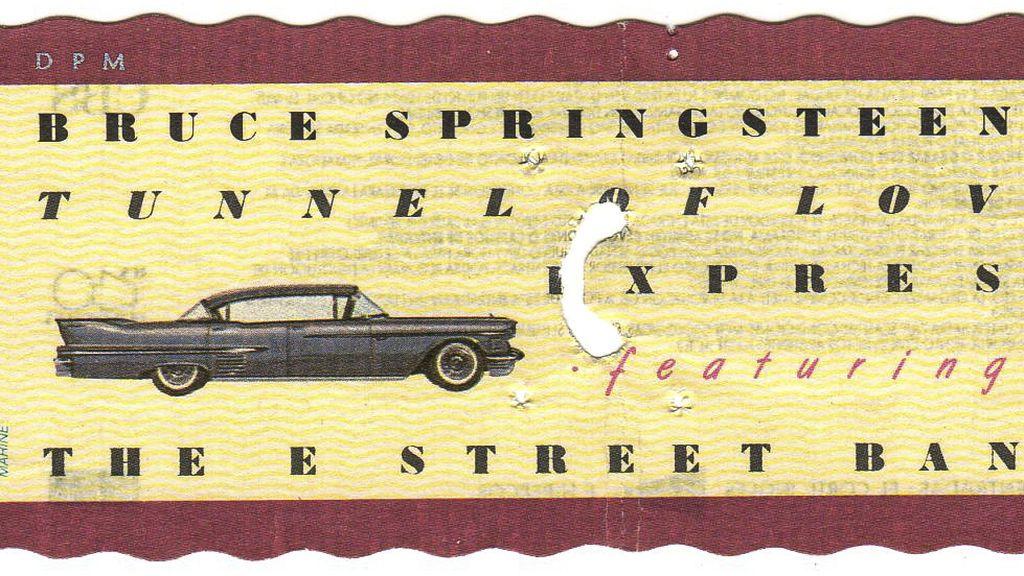 Entrada Bruce Springsteen
