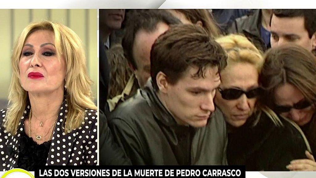 """Rosa Benito vuelve a desmentir a Rocío Carrasco y rompe una lanza hacía Raquel Mosquera: """"Es maravillosa"""""""