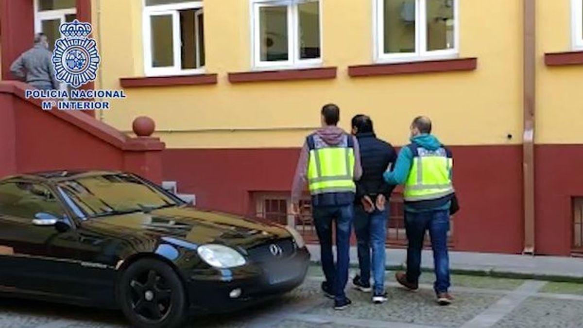 Ocho detenidos por estafar 200.000 euros haciéndose pasar por una aseguradora de vehículos