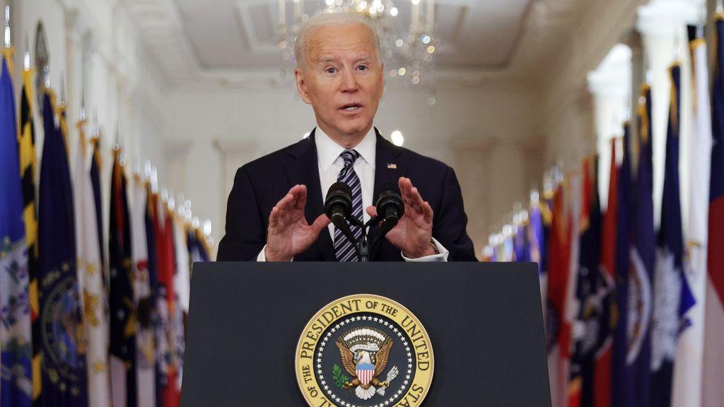 """Biden exige atajar la violencia con armas de fuego en Estados Unidos, una """"vergüenza internacional"""""""