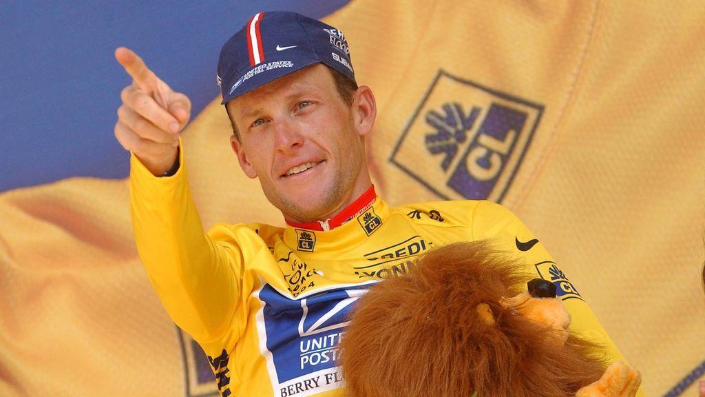 Armstrong desapreció del palmarés del Tour de Francia.