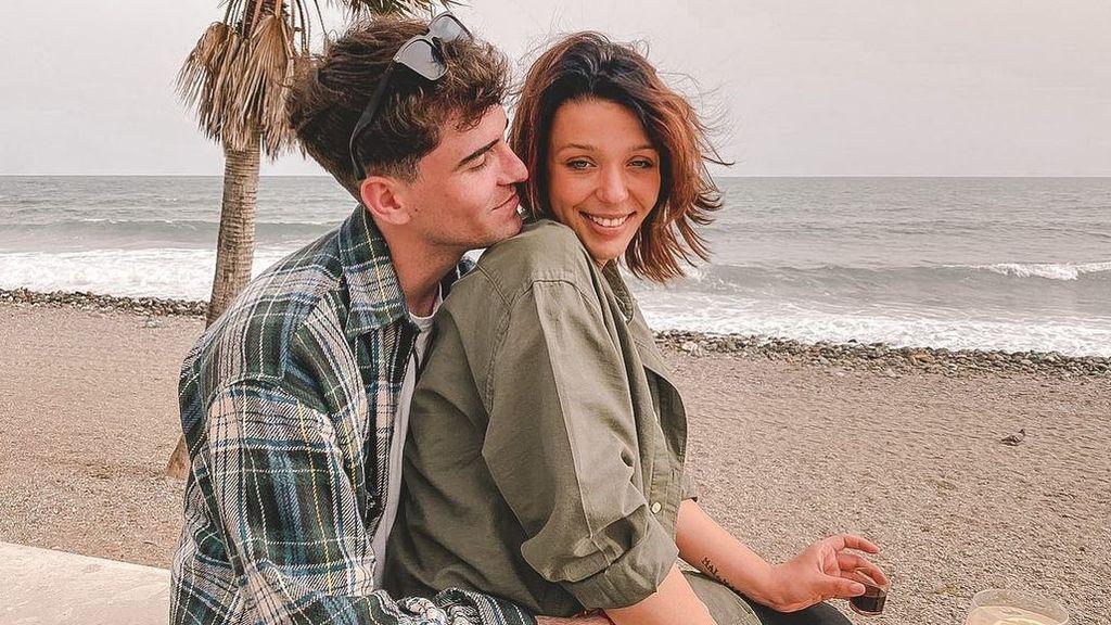 """Zayra Gutiérrez se muda a Londres con su novio tras un mes de relación: """"Me encanta que nos tengan envidia"""""""