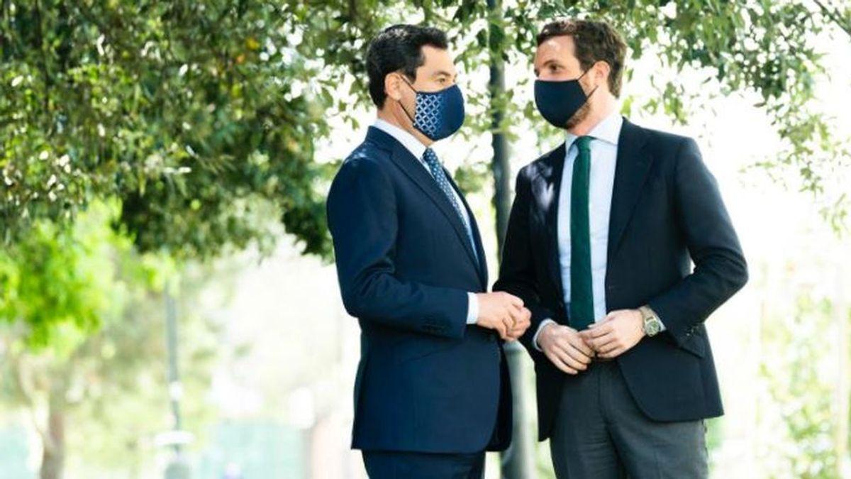 """Casado exige reunir la Conferencia de Presidentes: """"La vacunación de Sánchez sí que es un desmadre"""""""
