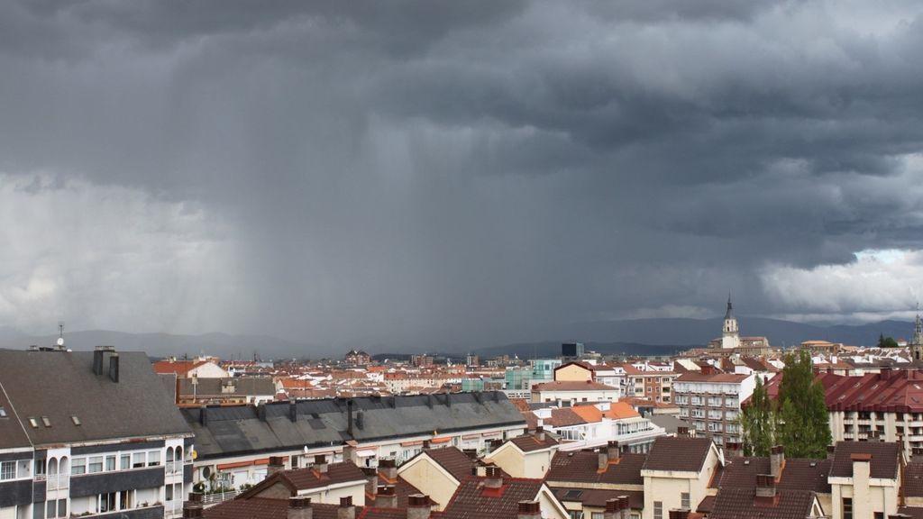 Se acerca una nueva borrasca con más lluvias: el tiempo para la semana que viene en España
