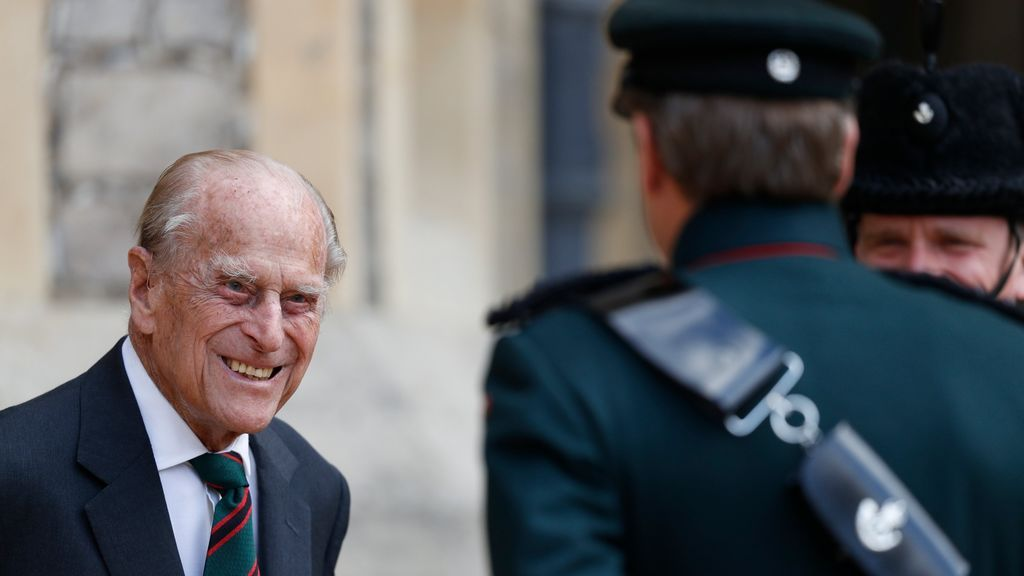 Muere el Duque de Edimburgo