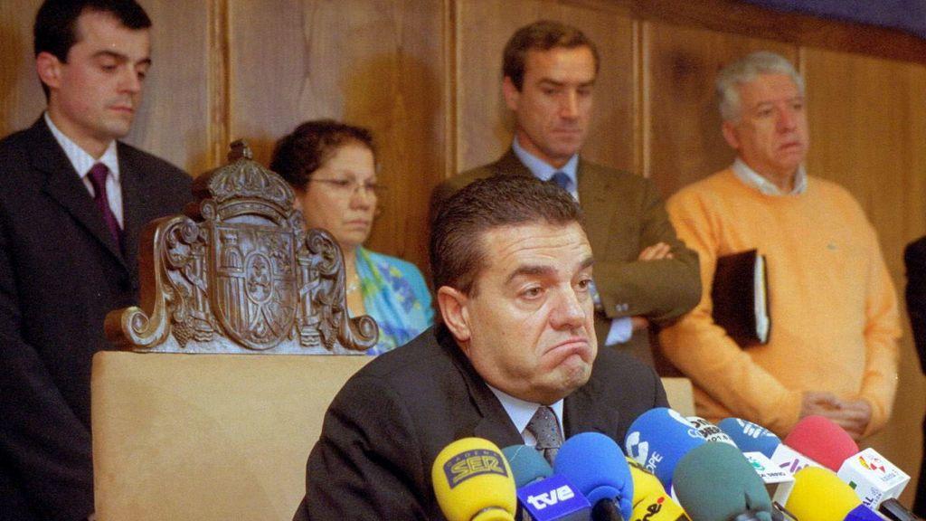 """Ismael Álvarez, condenado por acoso sexual a Nevenka Fernandez : """"No me arrepiento de nada"""""""