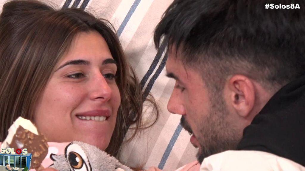 """¡Momentazo! Dani le pide a Bea que se casen ya: """"No quiero esperar al día 100"""""""