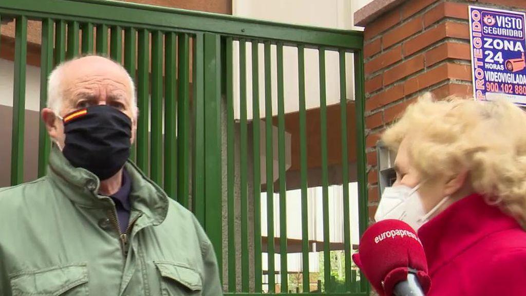 """La familia Carrasco apoya el testimonio de Rocío: """"Estamos con ella a muerte"""""""