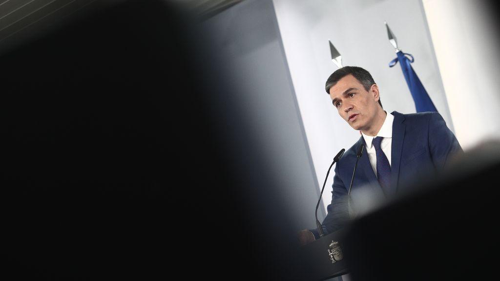 Los datos del covid en Madrid que Pedro Sánchez pone en duda sin pruebas