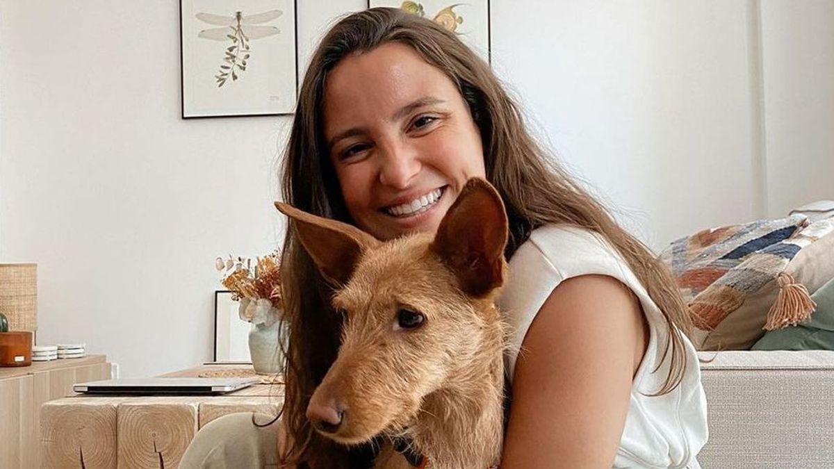 """Marta Pombo reaparece y cuenta cómo es su nueva vida: """"Estoy con ganas y miedo a la vez"""""""