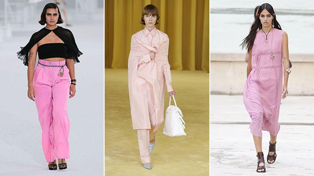 Propuestas de Chanel, Prada y Chloé