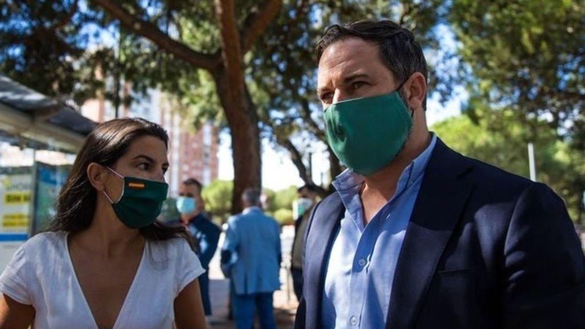 En directo: Vox presenta en Vallecas a sus candidatos al 4M