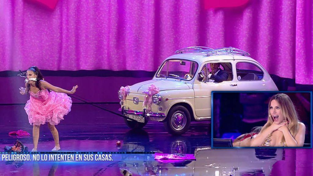 La actuación de Coraly Corazón en la semifinal de 'Got Talent 2021'