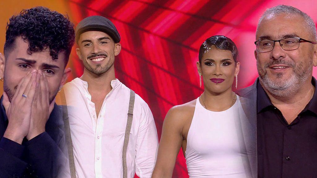 Estos son los tres nuevos finalistas de 'Got talent 2021'
