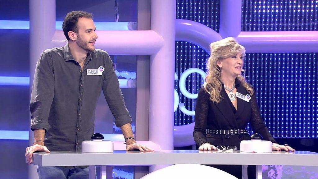 Joaquín y Carmen El concurso del año Temporada 3 Programa 466