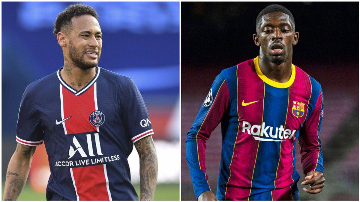 Los jugadores del Barcelona quieren la vuelta de Neymar.