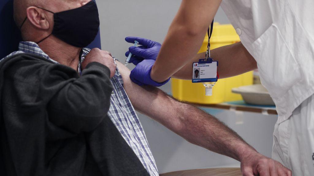 vacunación Madrid