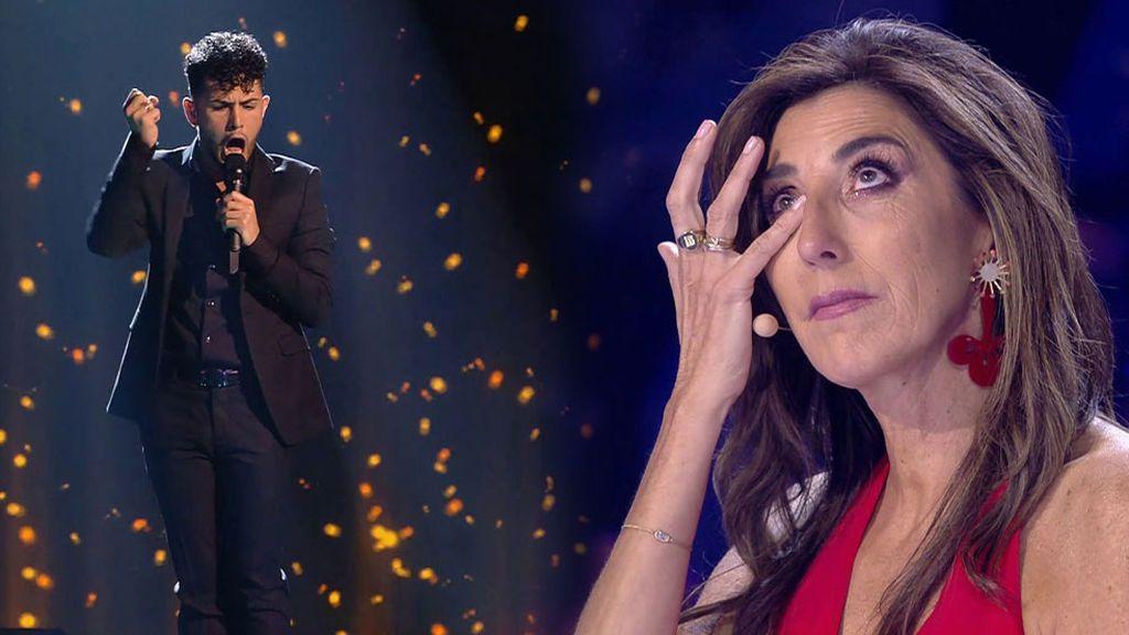 La actuación de Cristian Montilla en la semifinal de 'Got Talent 2021'