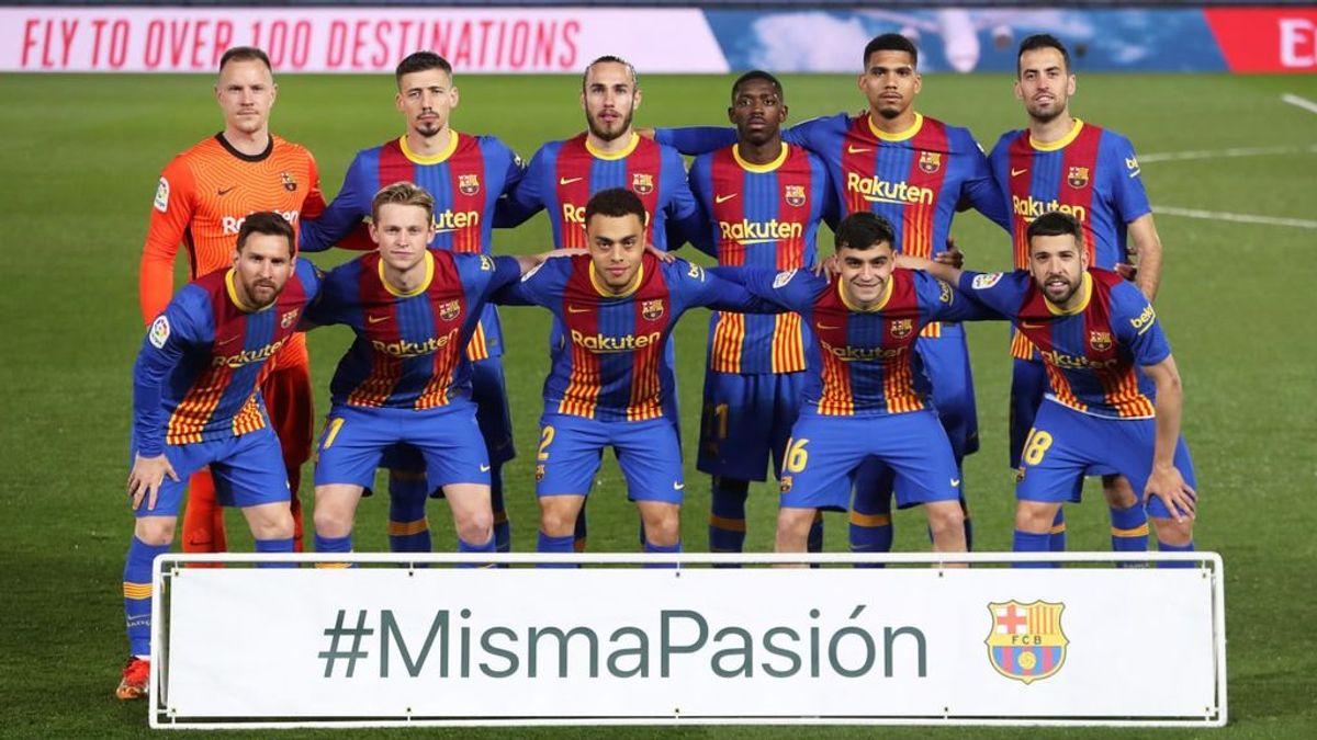 """Real Madrid y Barça homenajean a Misa tras el acoso machista que sufrió por una foto con Asensio: """"Misma pasión"""""""
