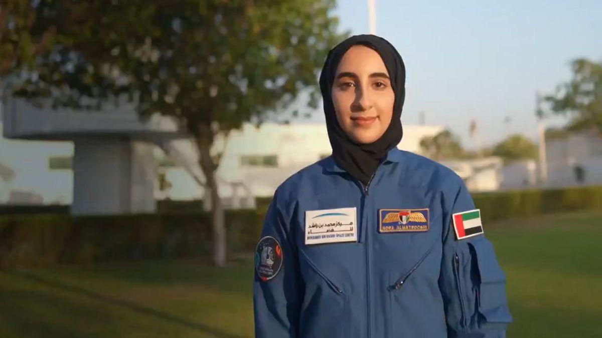 La ingeniera emiratí Nura Al Matrushi será la primera mujer árabe en viajar al espacio