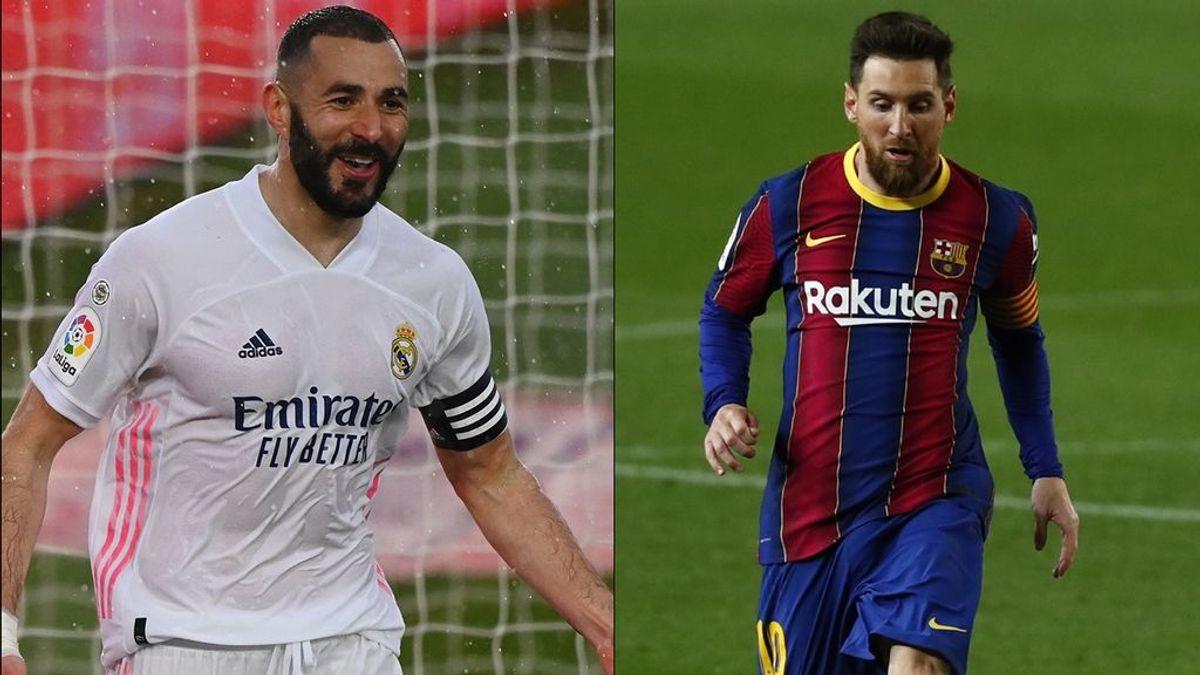 Real Madrid - Barcelona: el minuto a minuto de El Clásico