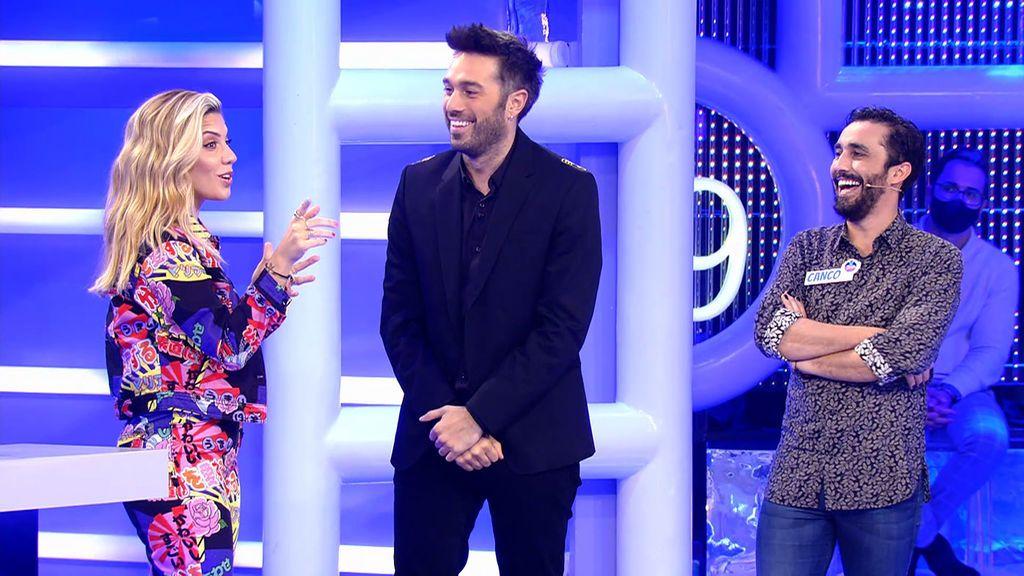 Canco Rodríguez y Miriam El concurso del año Temporada 3 Programa 8