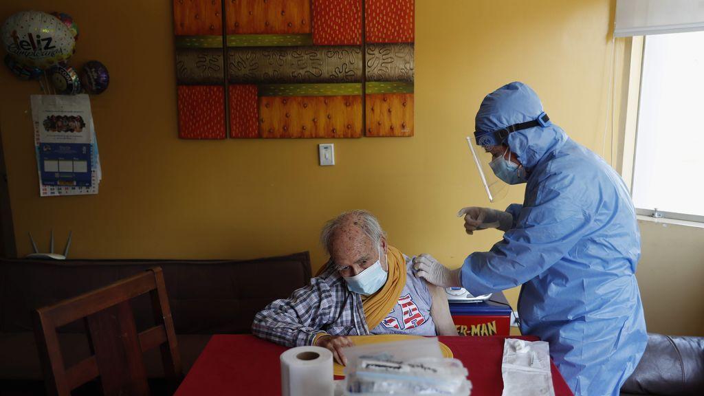 Al menos 15 pacientes de covid muertos en una localidad de Perú por falta de oxígeno en hospitales