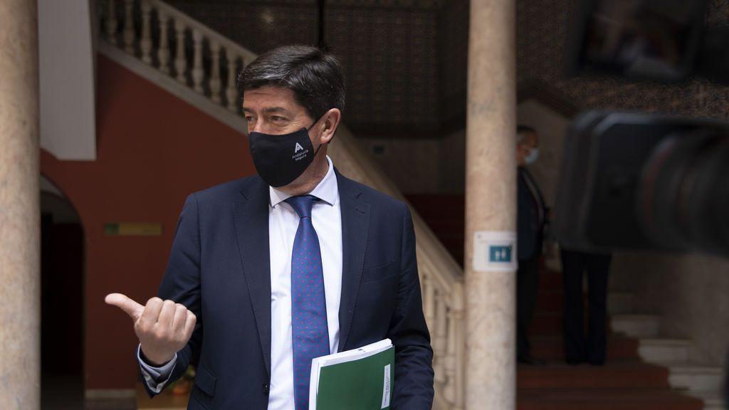 """Marín asegura que se vacunaría con AstraZeneca """"sin dudarlo"""" horas después de mostrarse partidario de su retirada"""