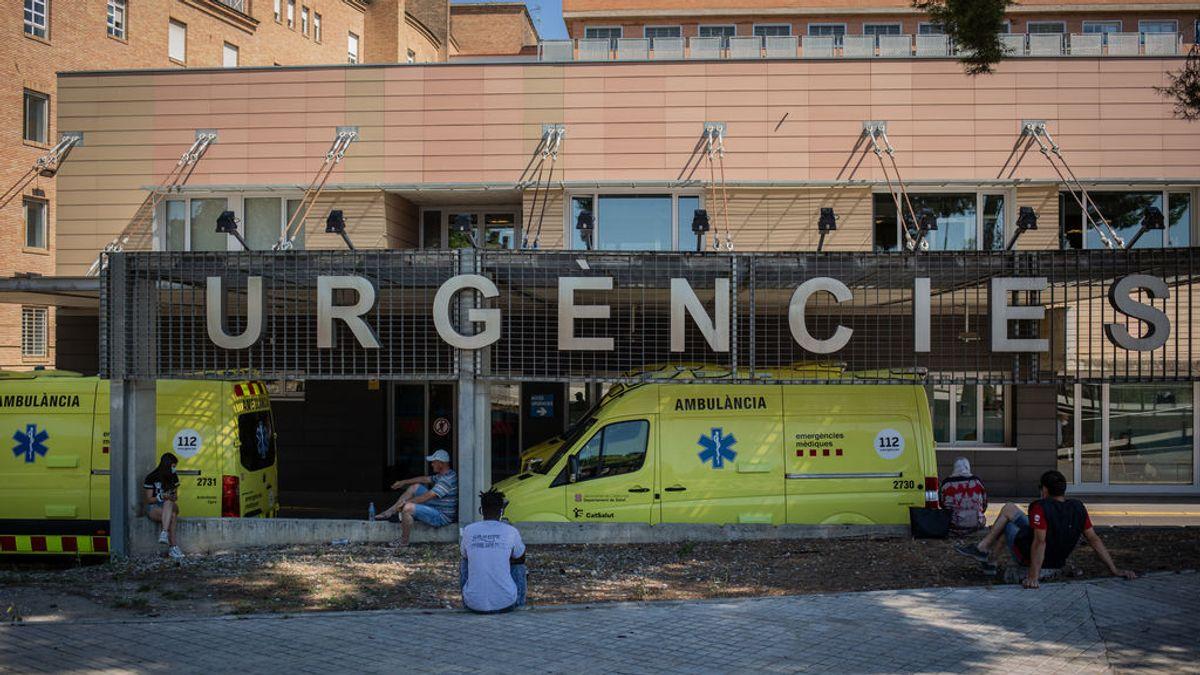 """El hospital de Lleida atiende más consultas por miedo a los trombos que pacientes de coronavirus: """"El miedo nos hará colapsar"""""""