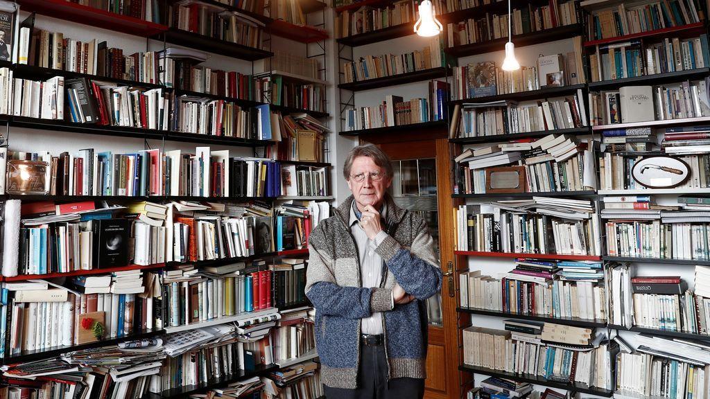 Muere Tomás Yerro, escritor, profesor y Premio Príncipe de Viana 2019