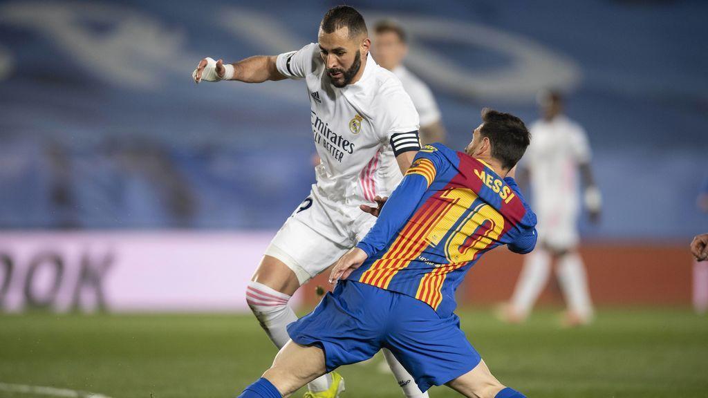 Estas son las 'finales' que le quedan a Madrid y Barça tras El Clásico