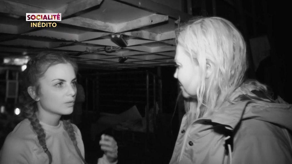 Bronca entre Alexia Rivas y Sylvia Pantoja