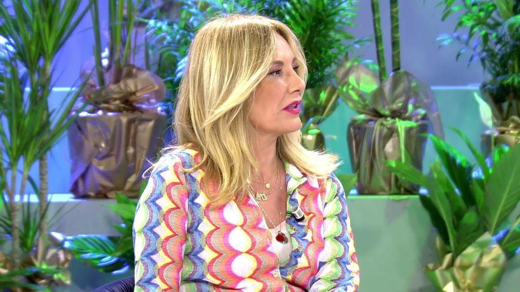 Rocío Carrasco quiso dejar 'Día a día'