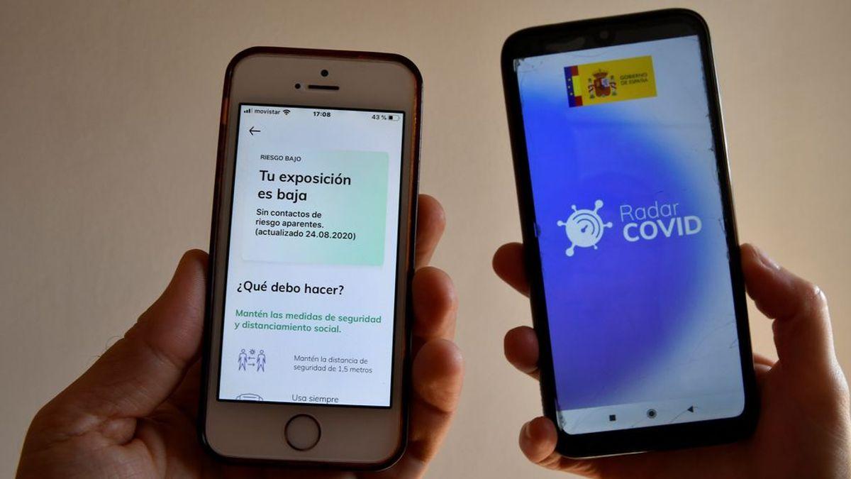 Madrid firma el convenio para adherirse a la aplicación Radar Covid casi un año después de su lanzamiento