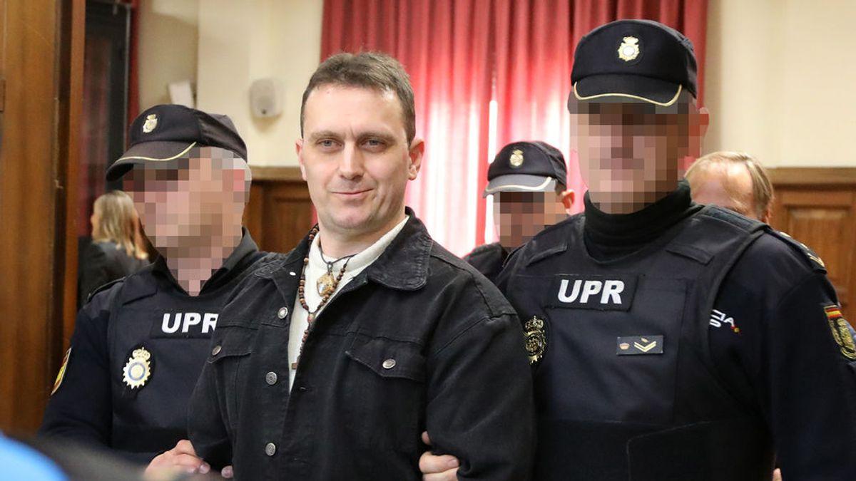 'Igor el Ruso' agrede a cuatro funcionarios con un azulejo antes de su traslado de la cárcel de Dueñas