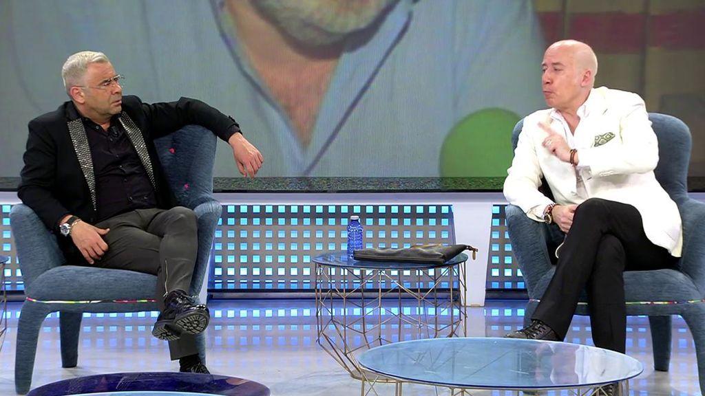 Ramón Bermejo y Jorge Javier Vázquez