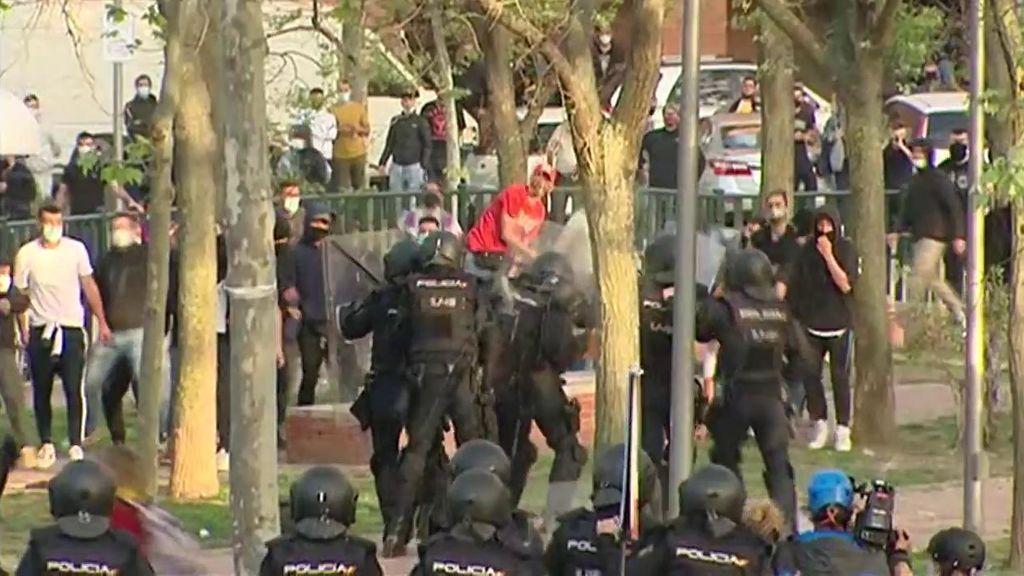 Tensión y crispación en Madrid antes de dar comienzo la campaña electoral