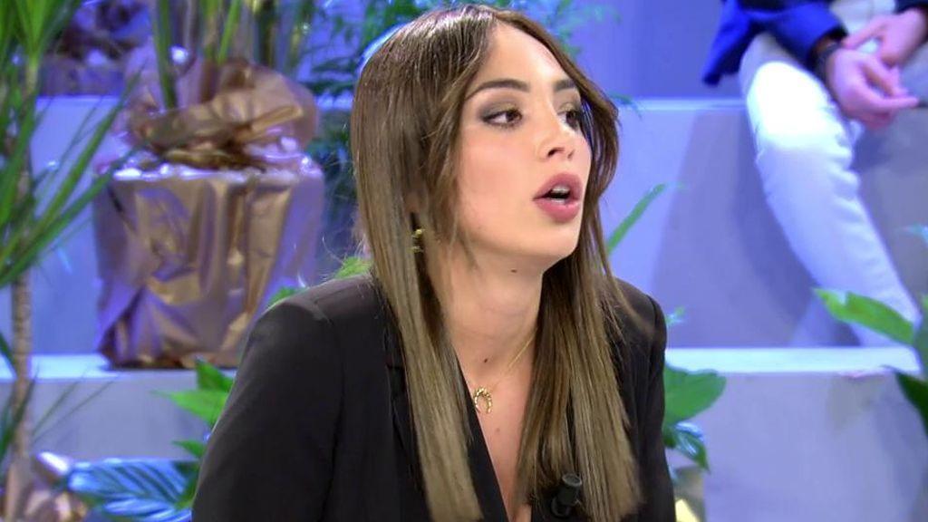 Sandra Pica habla de chantajes