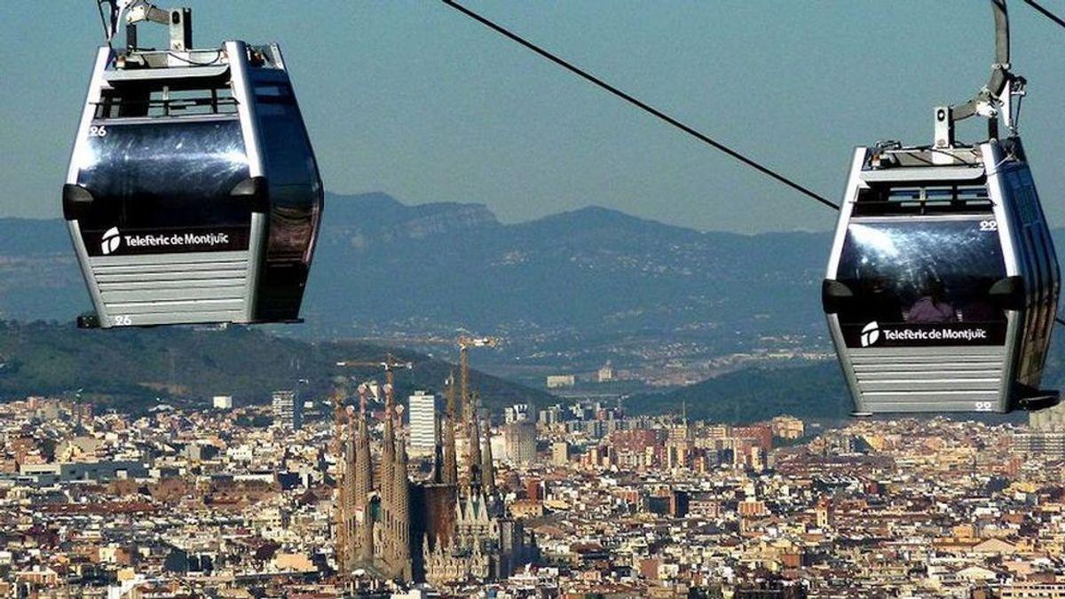 montjuic teleferic barcelona @BCN_SANTSMONT