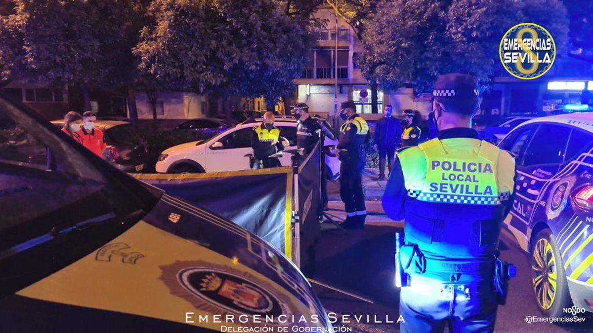 Muere un hombre atropellado en Sevilla por un vehículo que se ha dado a la fuga
