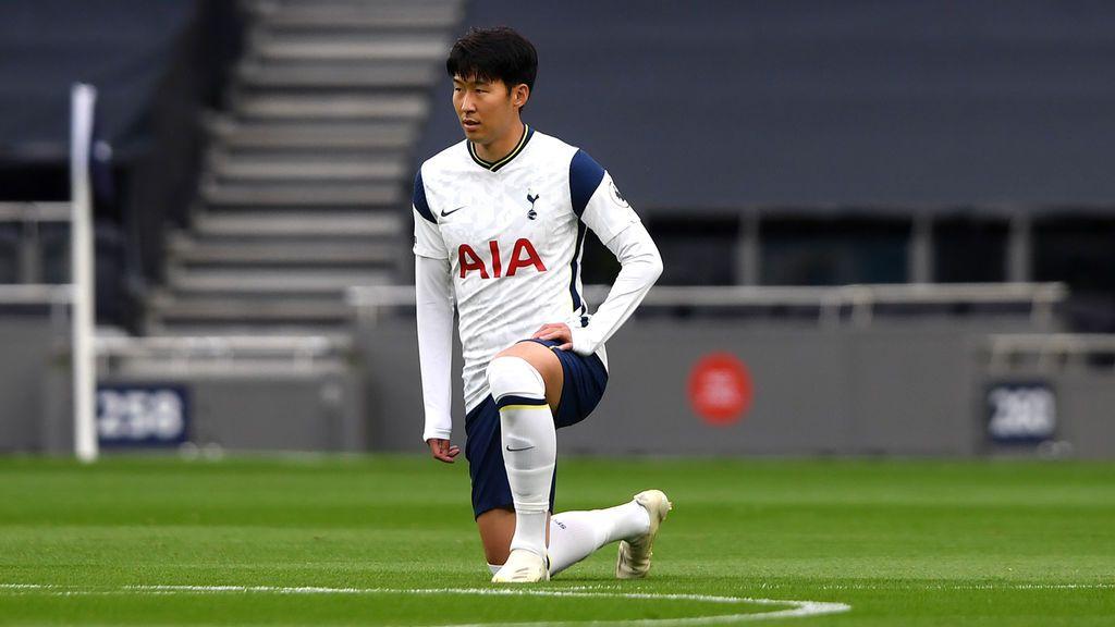 """El Tottenham denuncia insultos racistas a Son: """"Otra vez uno de nuestros jugadores sufre el flagelo del racismo"""""""