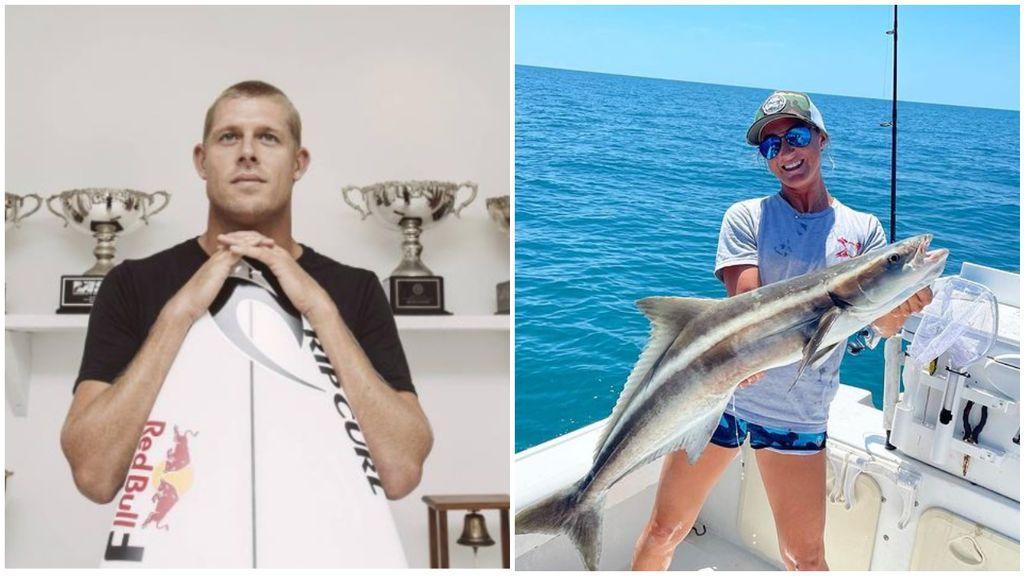 """El mundo del surf se vuelca para denunciar a la 'asesina de tiburones': """"Inhumana"""""""
