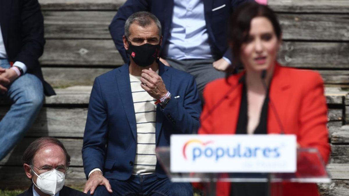 La Justicia sacude la campaña madrileña con la expulsión de Cantó y Conde de las listas del PP