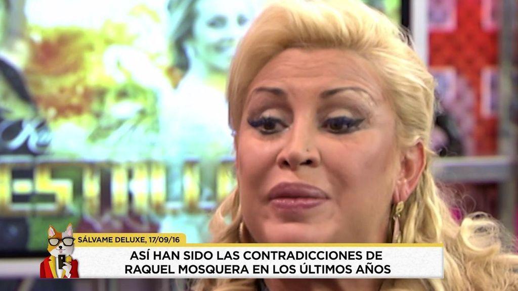 Las contradicciones de Raquel Mosquera